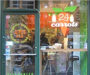 24 Carrots Organic Juice Bar - New York, NY (212) 595-2550